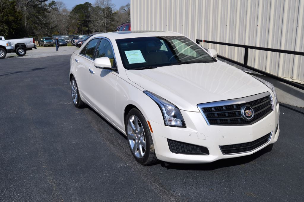 2013 Cadillac ATS 20T   2013 Cadillac ATS 20T 20L I-4 CLEAN CAR GREAT MILES Power WindowsL