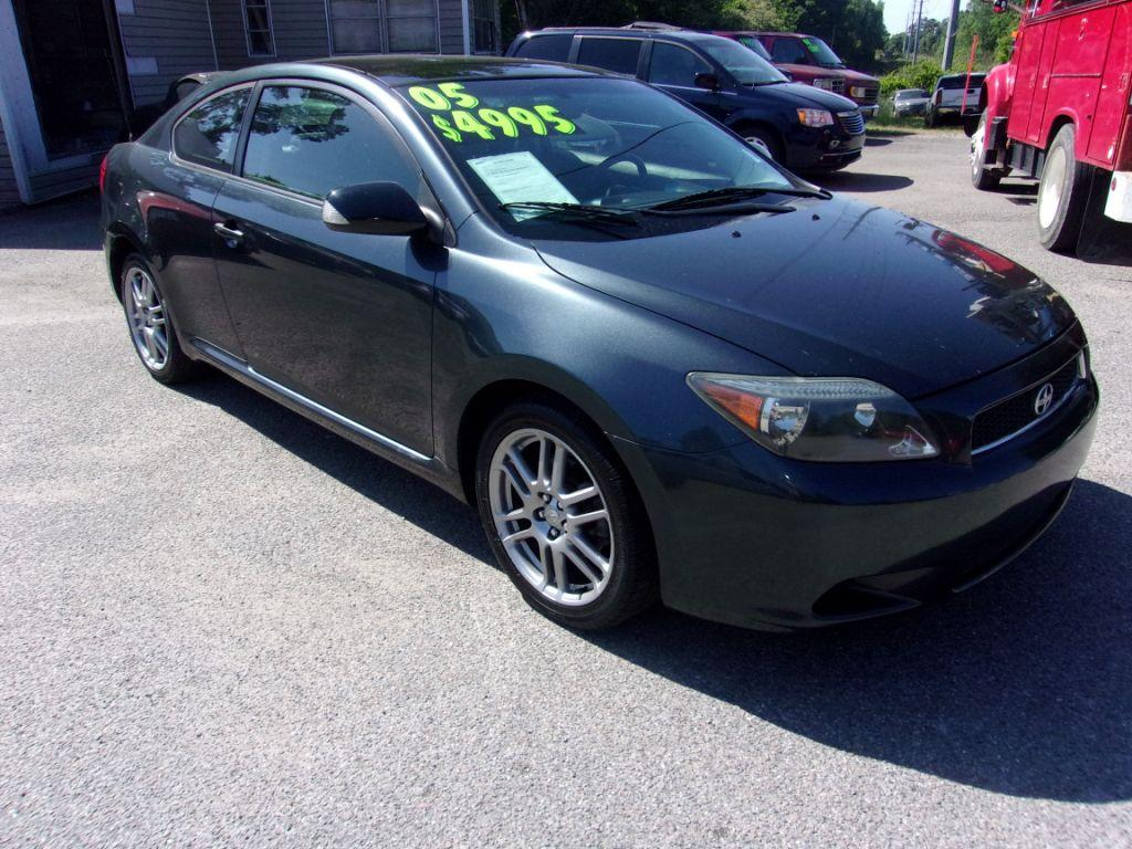 2005 Scion TC  Grey Stock 18083 VIN JTKDE177950020338