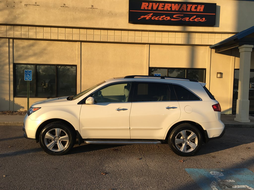 2011 Acura MDX Base 2011 Acura MDX SHAWD NAVI TECH PKG- LOADED- TOP OF THE LINE MDX  This Acura w