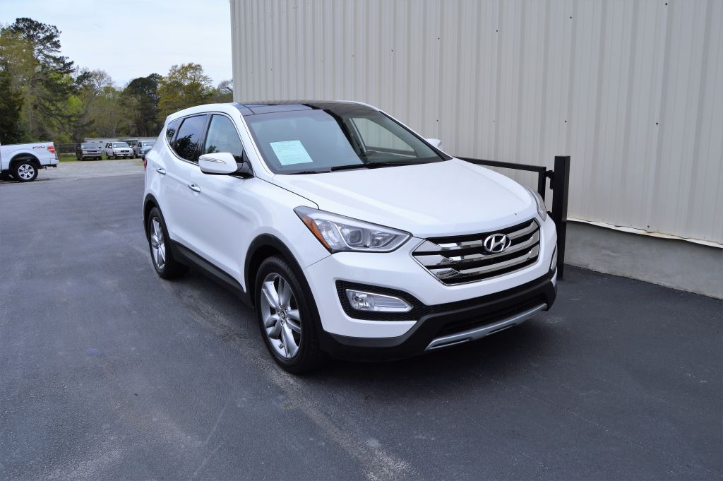 2013 Hyundai Santa FE Sport  2013 Hyundai Santa Fe Sport 20L I-4 CLEAN SUV LOW MILES Power Wi