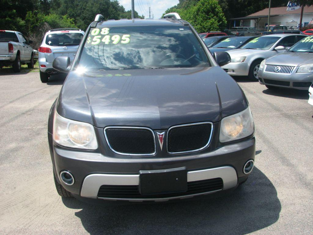 2008 Pontiac Torrent  Grey Stock 17125 VIN 2CKDL33F486019334