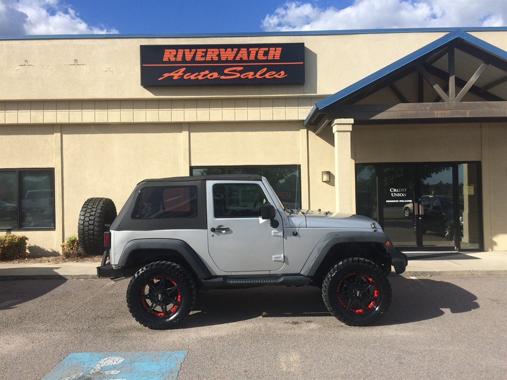 2010 Jeep Wrangler Sport 2010 JEEP WRANGLER 2DR AUTOMATIC POWER LOCKS POWER WINDOWS AUTOMATIC
