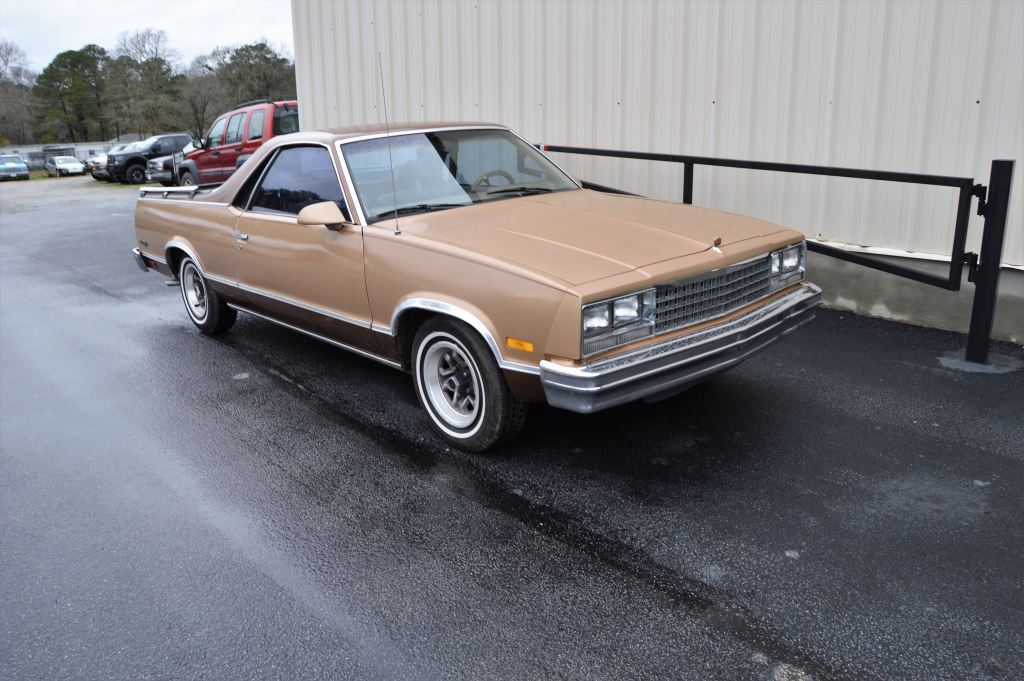 1987 Chevrolet EL Camino  1987 Chevrolet El Camino Conquista 50L V8  CLEAN CAR Manual Windows