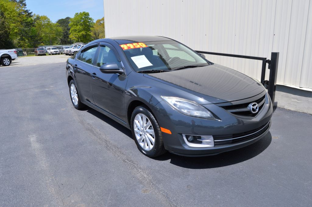 2013 Mazda Mazda6  2013 Mazda 6 I Touring 25l I-4 GREAT MILES CLEAN CAR Power WindowsLocksS
