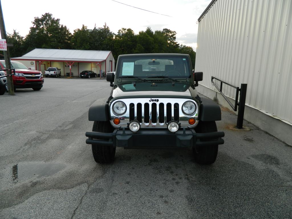 2009 Jeep Wrangler  38L V6 Manual WindowsLocks AUX Cold AC FM Radio Call Madd Missy at 866