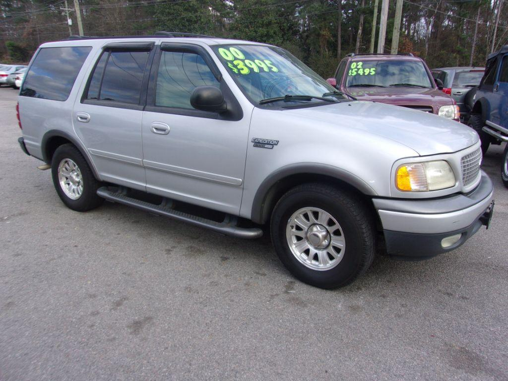 2000 Ford Expedition  Silver Stock 18006 VIN 1FMRU1560YLB35807