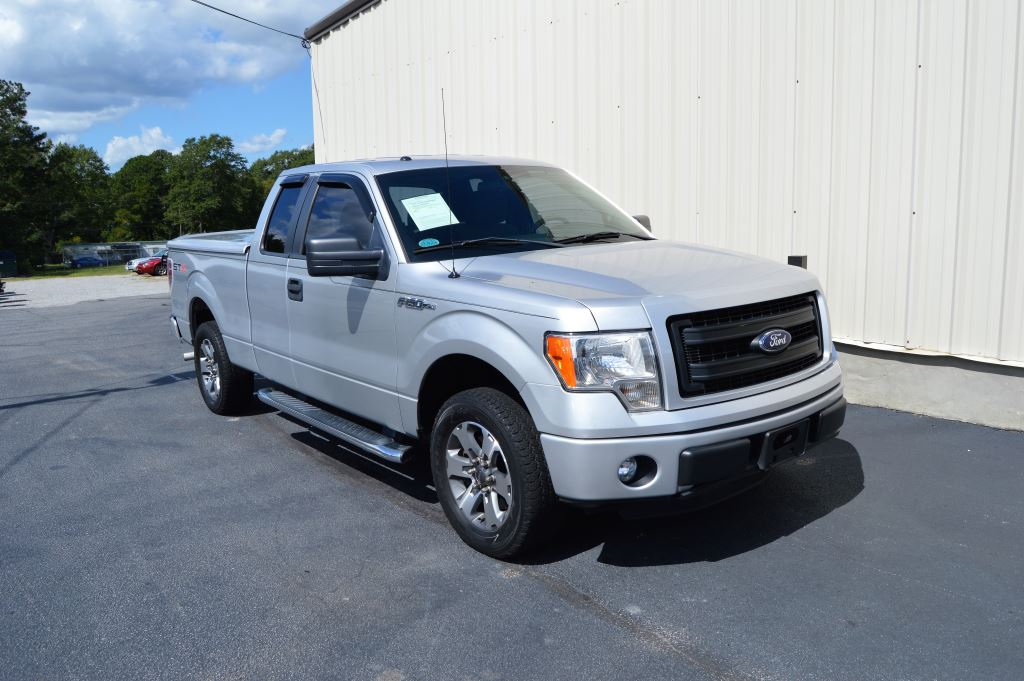 2013 Ford F150  2013 Ford F150 STX Super Crew 37L V6 Fuel Flex CLEAN TRUCK ONLY 67000 MLES P