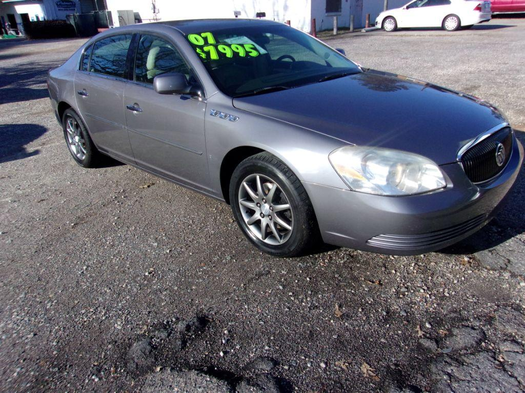 2007 Buick Lucerne  Grey Stock 18012 VIN 1G4HD572X7U163572