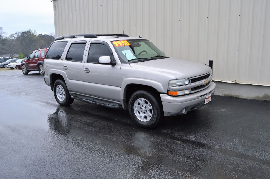 2004 Chevrolet Tahoe  2004 Chevrolet Tahoe Z71 4x4 53L V8 GOOD MILES FOR YEAR CLEAN TAHOE LOC