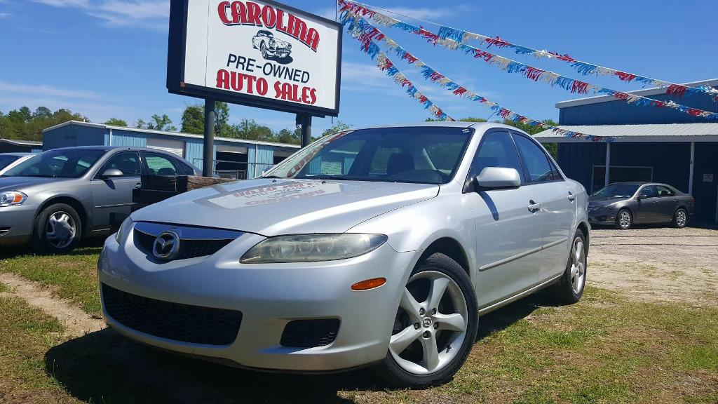 2006 Mazda Mazda6 s 1400 DOWN Silver AIR Filter AIR ConditioningCFC-Free AIR ConditioningCove