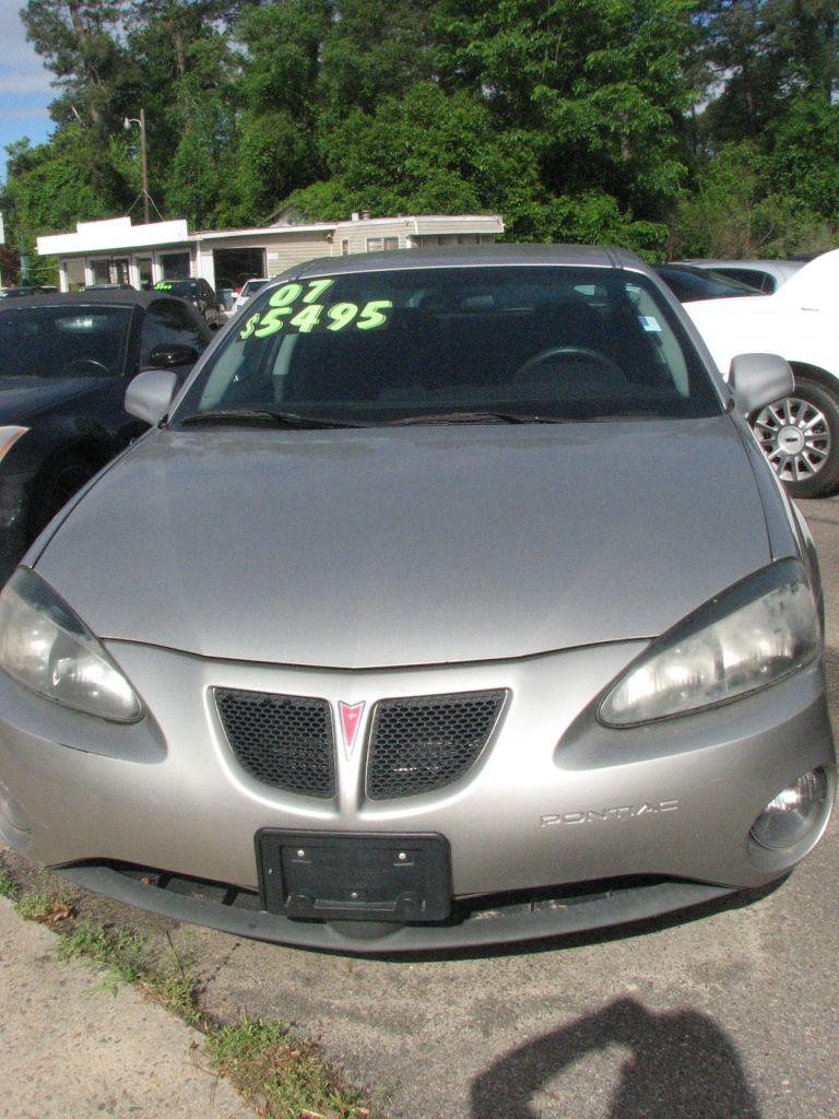 2007 Pontiac Grand Prix  Silver Stock 16190 VIN 2G2WP552671178818