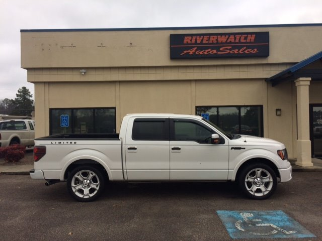 2011 Ford F150 Lariat Limited 2011 FORD F150 LARIAT LIMITED EDITION 1 OF 3700 MADE -ALL THE BELL