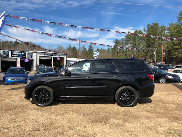 2017 Dodge Durango  Black Stock 7938 VIN 1C4SDHCTXHC628983