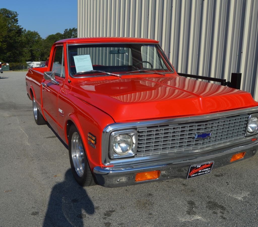 1971 Chevrolet C10 Cheyenne  1971 Chevrolet C10 Cheyenne COMPLETELY RESTORED Big Block Disc Bra
