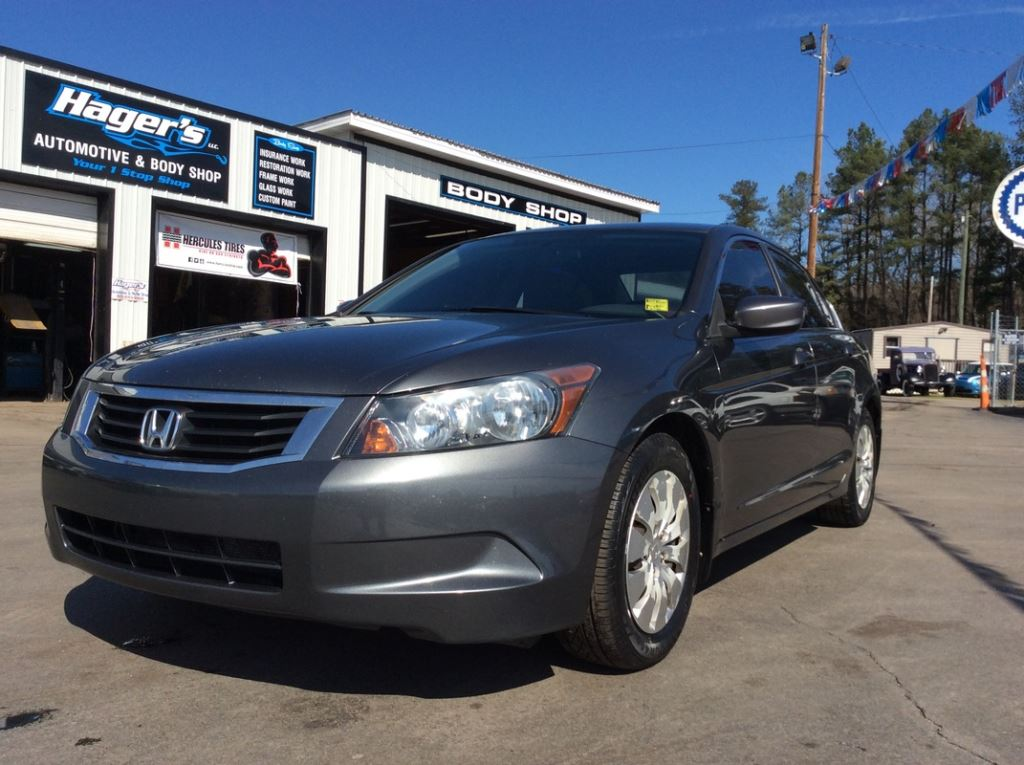 2009 Honda Accord  Grey Stock 7568 VIN 1HGCP26379A114494
