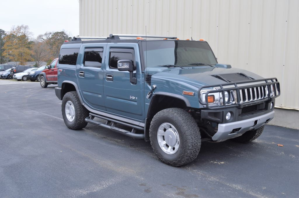 2008 Hummer H2 4WD  2008 Hummer H2 4WD 62L V8 LOW MILES CLEAN RIDE Power WindowsLocksSeats