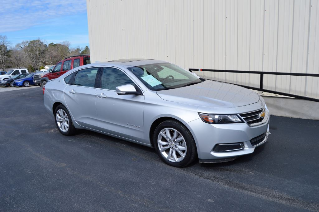 2016 Chevrolet Impala  2016 Chevrolet Impala LT 36L V6 ONLY 53000 MILES CLEAN CAR Power Wind