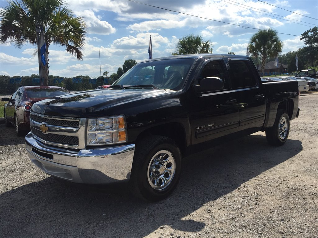 2012 Chevrolet Silverado 1500 LT HUGE price drop Just reduced below market value This Truck is N