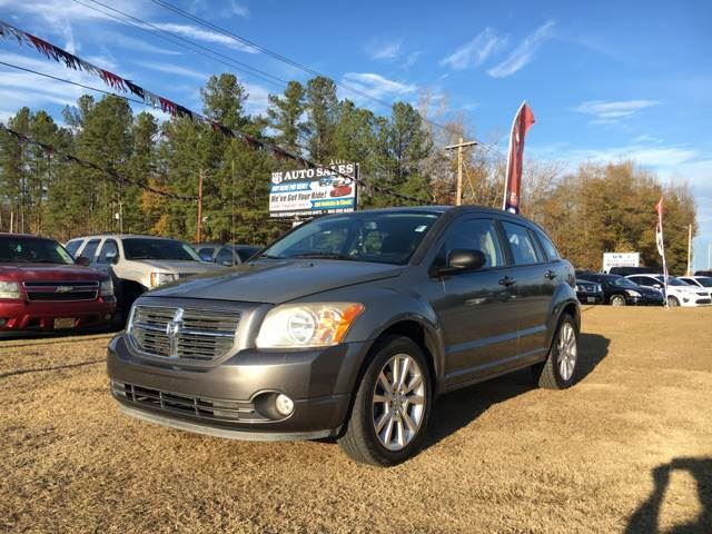 2011 Dodge Caliber  Grey Stock 7994 VIN 1B3CB5HA9BD243207