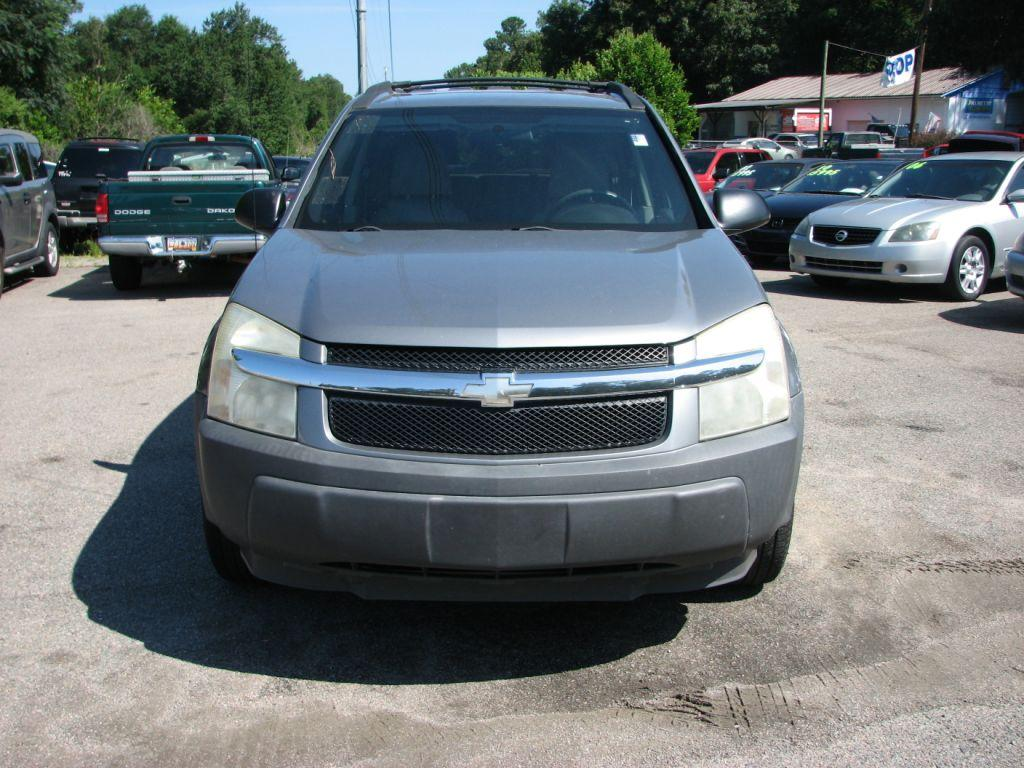 2005 Chevrolet Equinox  Grey Stock 17140 VIN 2CNDL13FX56018238