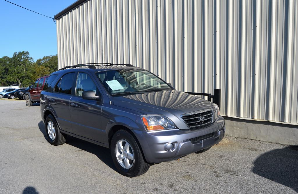 2007 KIA Sorento LX  2007 Kia Sorento LX 38L V6 Power WindowsLocks AC Leather interior and