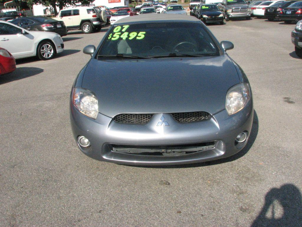 2007 Mitsubishi Eclipse  Grey Stock 17166 VIN 4A3AL25F57E008514