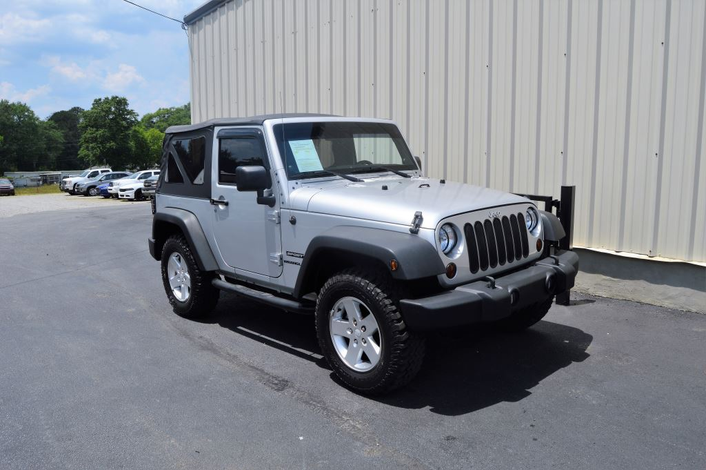 2011 Jeep Wrangler Sport  2011 Jeep Wrangler Sport 38L V6 CLEAN JEEP ONLY 54000 MILES Automa