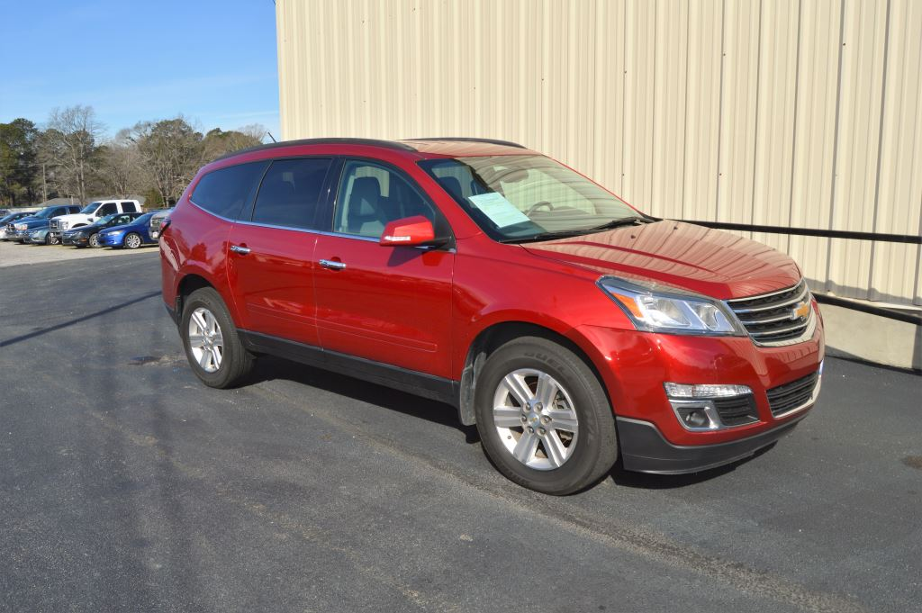 2014 Chevrolet Traverse  2014 Chevrolet Traverse LT 36L V6 CLEAN SUV 3rd Row Seating Power Wi