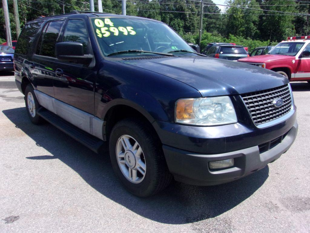 2004 Ford Expedition  Blue Stock 18060 VIN 1FMRU15W34LA57002