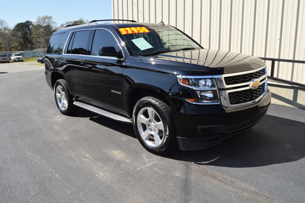 2015 Chevrolet Tahoe  2015 Chevrolet Tahoe LT 53L V8 CLEAN SUV ONLY 57000 MILES 3rd Row Seat