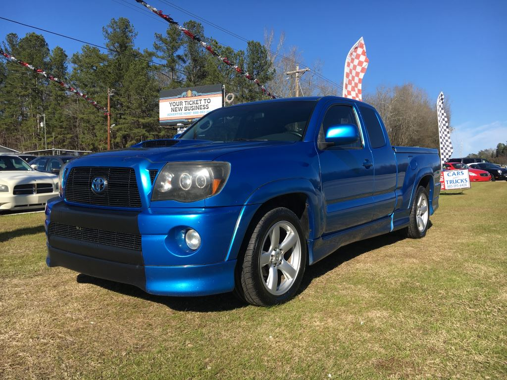 toyota tacoma for sale cars and vehicles aiken. Black Bedroom Furniture Sets. Home Design Ideas