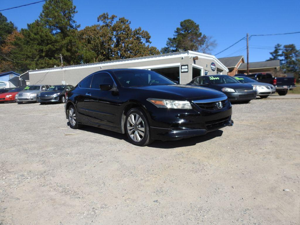 2011 Honda Accord  Black Stock 18242 VIN 1HGCS1B39BA007810