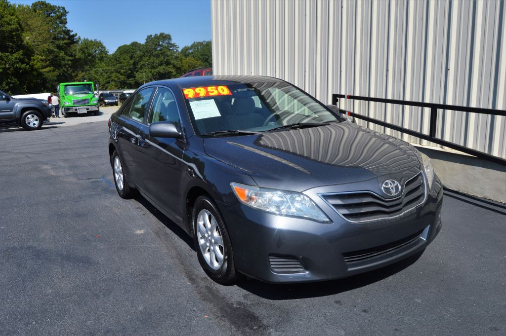 2011 Toyota Camry LE  2011 Toyota Camry LE 25L I-4 CLEAN CAR Power WindowsLocksSeats Steeri