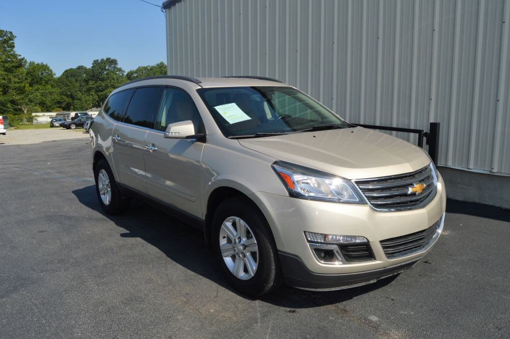 2014 Chevrolet Traverse LT  2014 Chevrolet Traverse LT 36L V6 CLEAN LOW MILES 3rd Row Seating