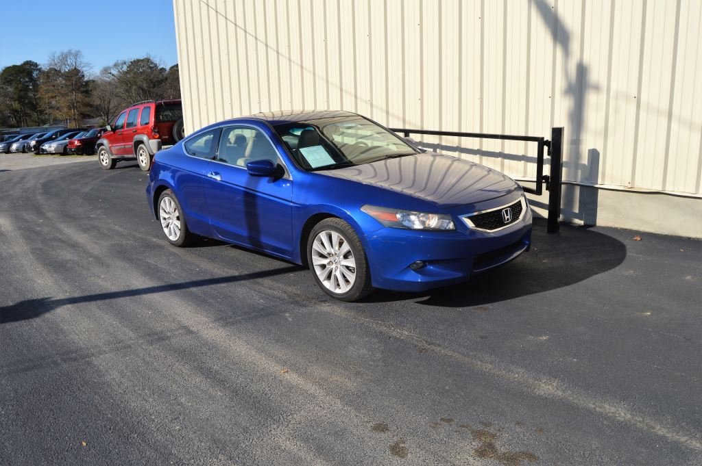 2008 Honda Accord  2008 Honda Accord EX 2-Door Coupe 35L V6 LOW MILES CLEAN CAR Power Windows
