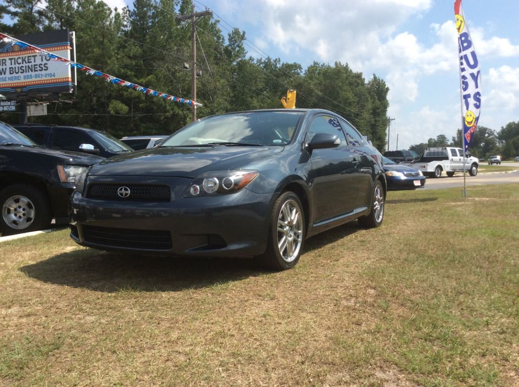 2010 Scion TC  Grey Stock 7409 VIN JTKDE3B75A0313148