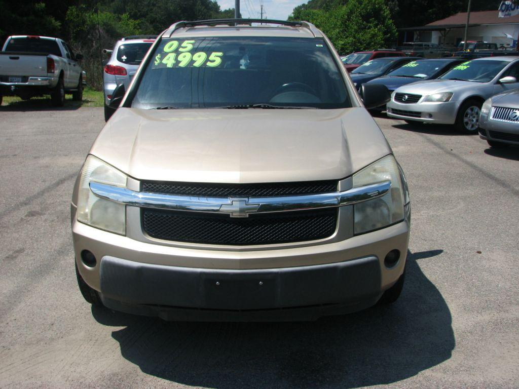2005 Chevrolet Equinox  Gold Stock 17098 VIN 2CNDL63F256111302