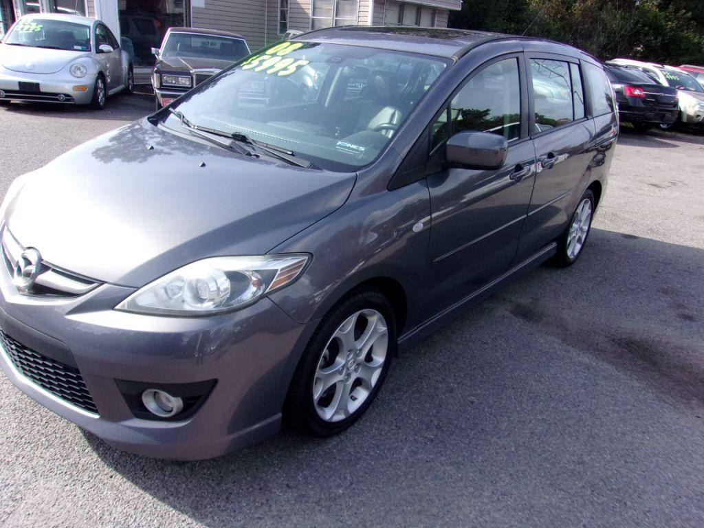 2008 Mazda Mazda5  Grey Stock 17227 VIN JM1CR293780312968