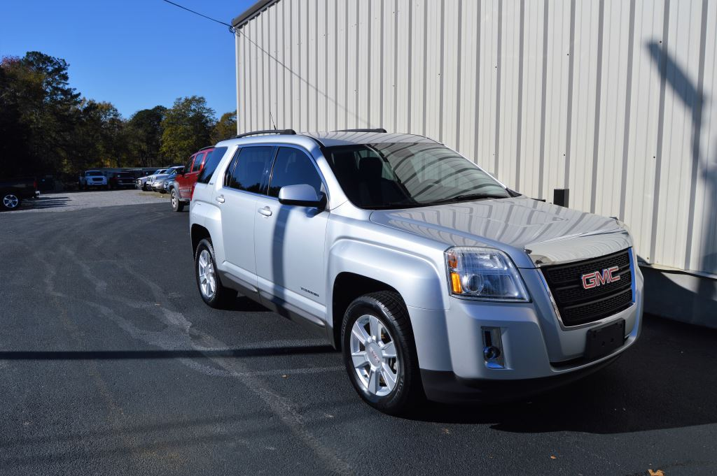 2012 GMC Terrain SLE   2012 GMC Terrain SLE 24L I-4 LOW MILES CLEAN TRADE IN Power WindowsL