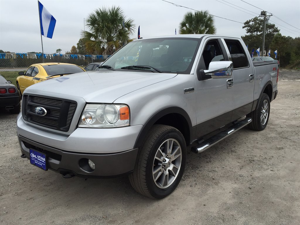 2006 Ford F150 FX4 Priced drop Priced UNDER market value Loaded up Super crew Leather 4wd AND