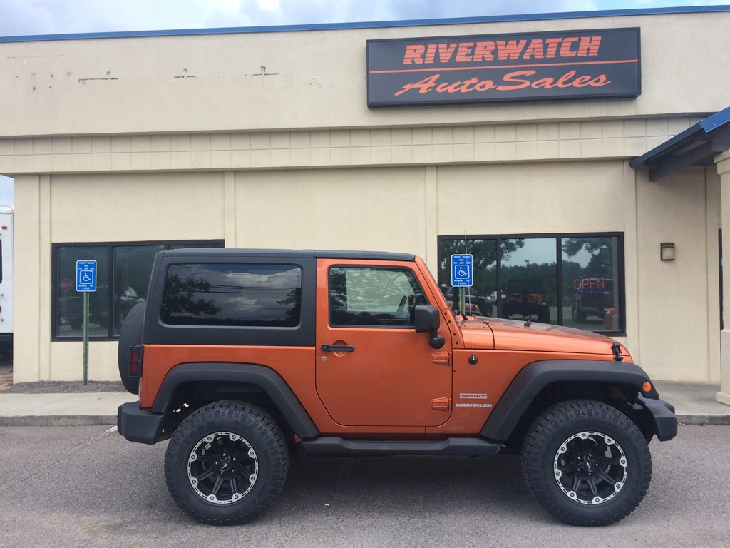 2011 Jeep Wrangler Sport 2011 JEEP WRANGLER HARD TOP AC NEW TIRES AND FULLY SERVICED WITH NEW T
