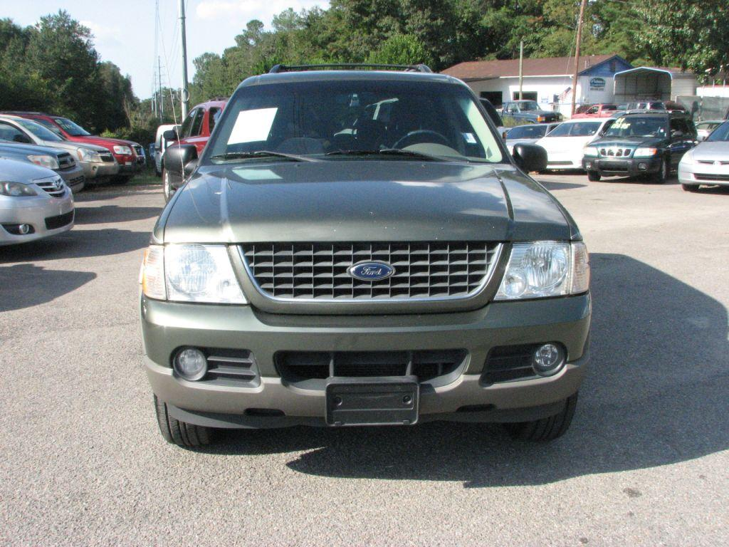 2002 Ford Explorer  Green Stock 17192 VIN 1FMZU73K32UD03301