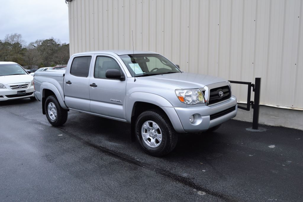 2007 Toyota Tacoma  2007 Toyota Tacoma PreRunner SR5 40L V6 CLEAN TRUCK LOW MILES FOR THE YEAR