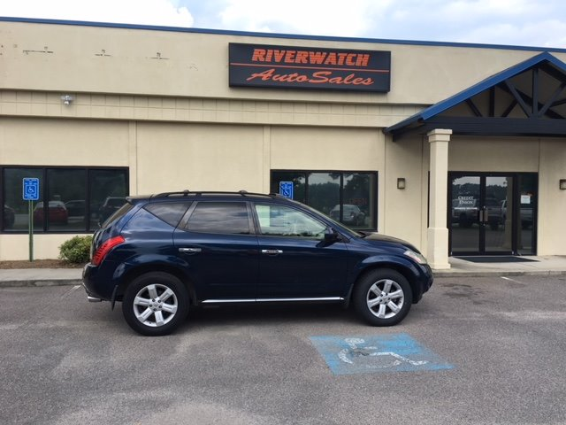 2007 Nissan Murano SL 2007 Nissan Murano Fully serviced- new tires Sunroof- heated leather power