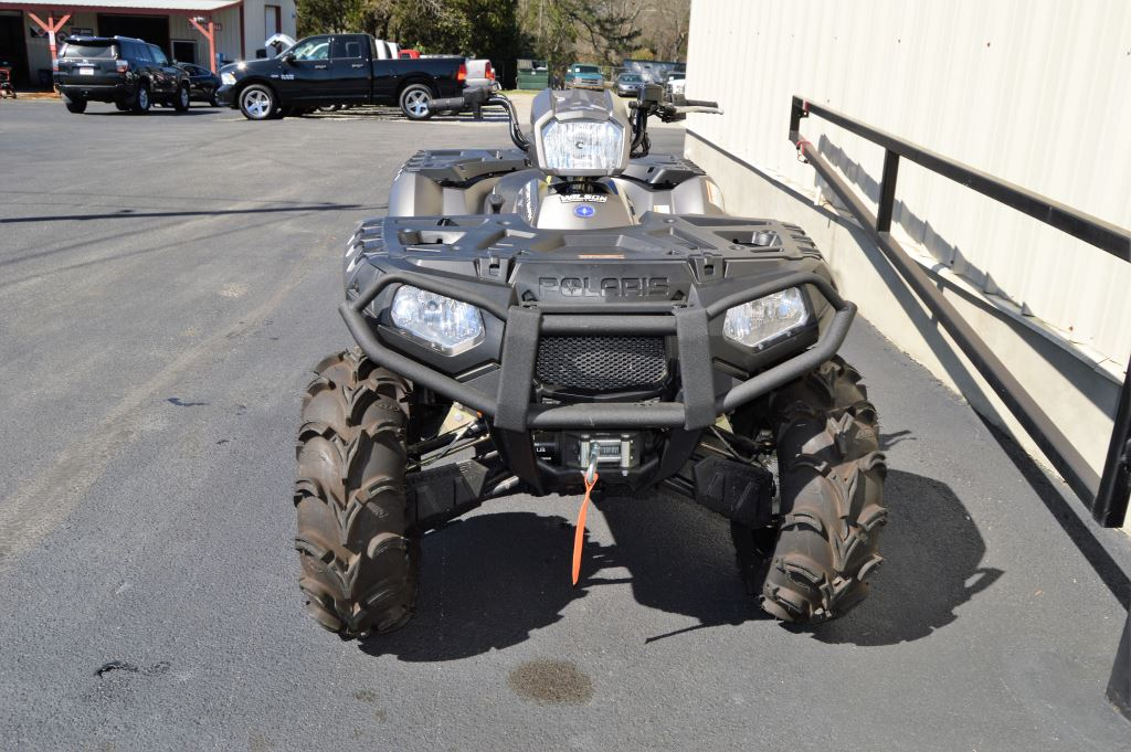 2015 Polaris Sportsman 850  2015 Polaris Sportsman 850 After Market Wheels and Tires ONLY 20 MIL