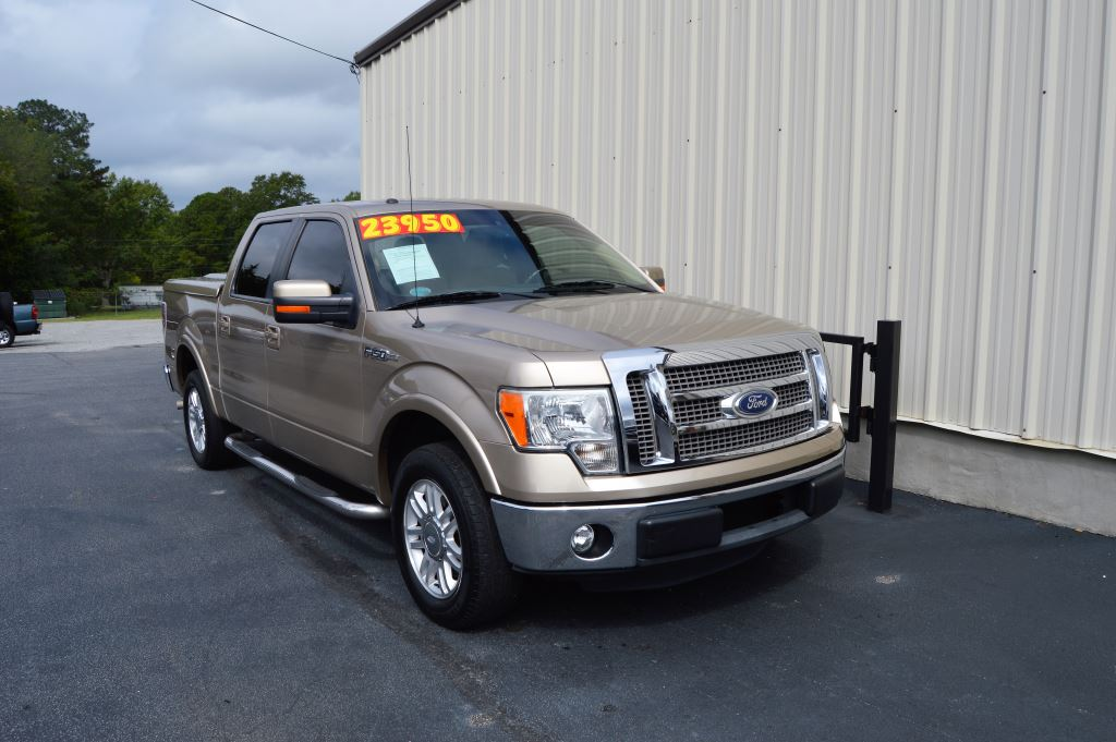 2011 Ford F150 Lariat Super Crew Fuel Flex  2011 Ford F150 Lariat SuperCrew 50L V8 Fuel Flex CL