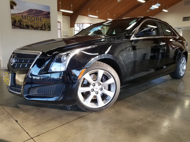 2014 CADILLAC ATS EXTREMELY LOW MILES LOADED BUY WITH CONFIDENCE CARFAX Buyback Guarantee q
