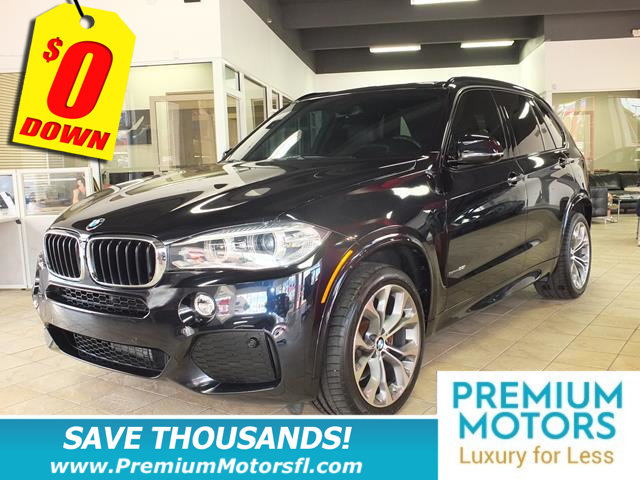 2014 BMW X5 SDRIVE35I BMW FOR LESS FACTORY WARRANTY At Premium Motors we have relationship