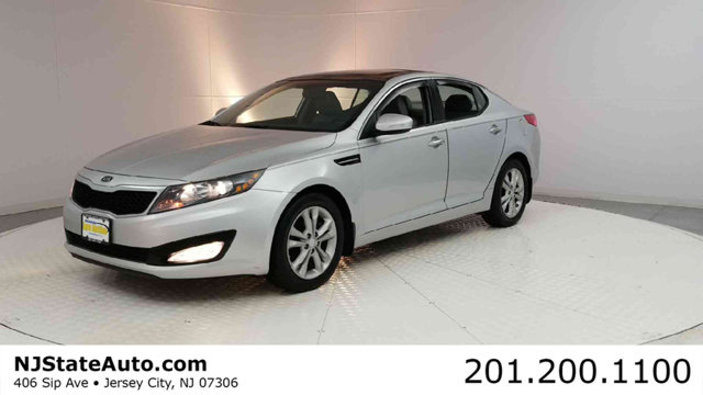 2012 KIA OPTIMA 4DR SEDAN 24L AUTOMATIC EX This 2012 Kia Optima 4dr 4dr Sedan 24L Automatic EX f