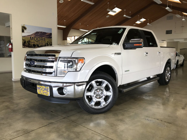 2014 FORD F-150 HEATEDCOOLED SEATSNAVIGATIO BLUETOOTH SUNROOF  MOONROOF  PANORAMIC  ROOF